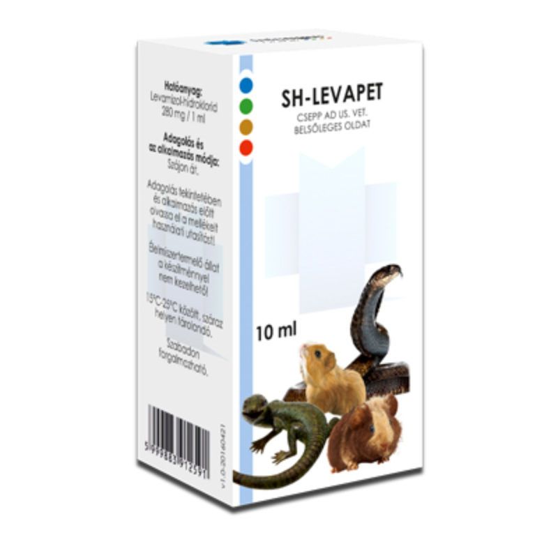 SH-Levapet Csepp 10 ml