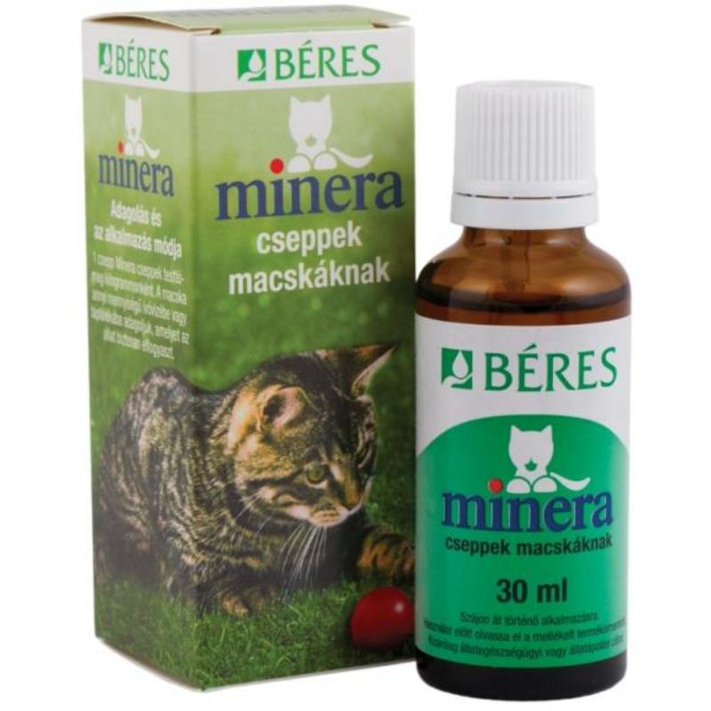 Minera Cseppek Macskáknak