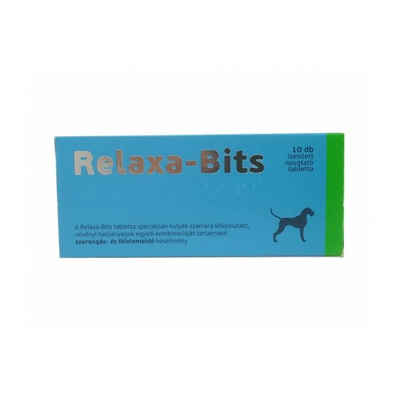 Relaxa Bits Kutyáknak 10 db