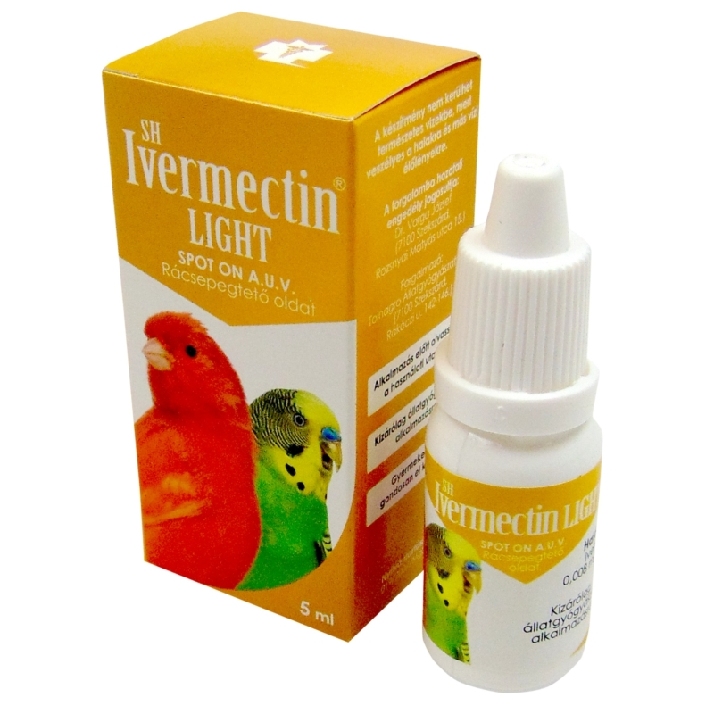 SH-Ivermectin Light Spot On 5 ml