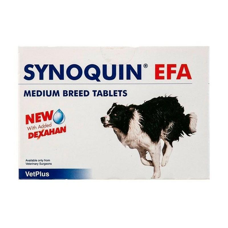 Synoqiun EFA tabletta Medium Breed 30 db