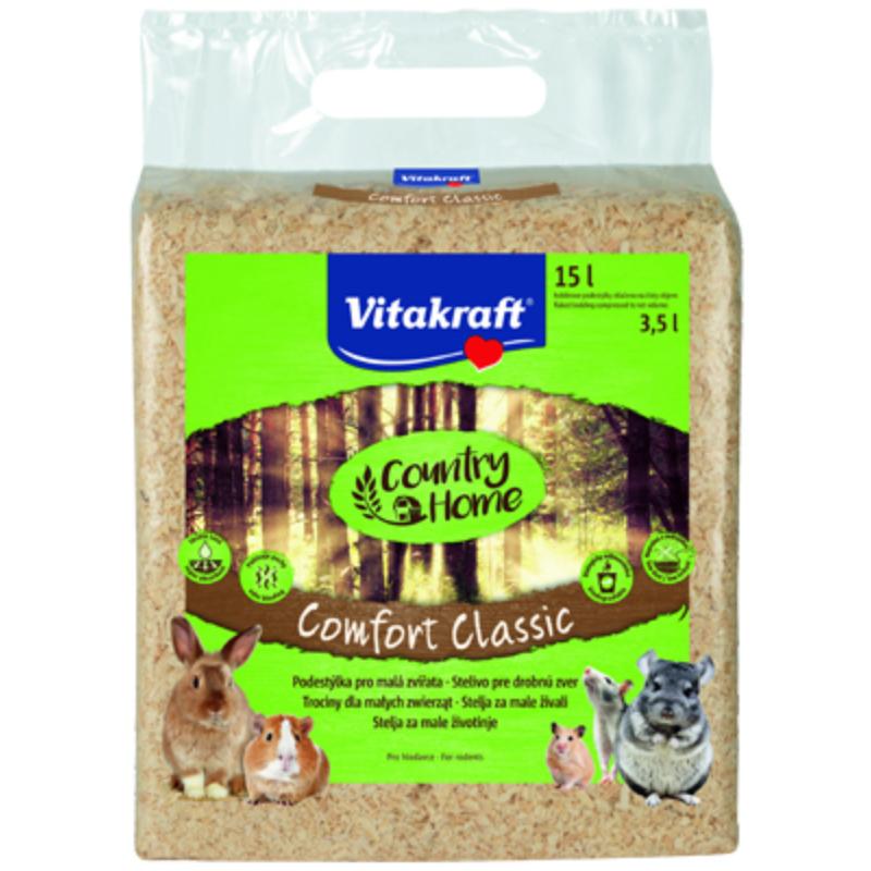 Vitakraft Préselt Faforgács 15 L/1 kg