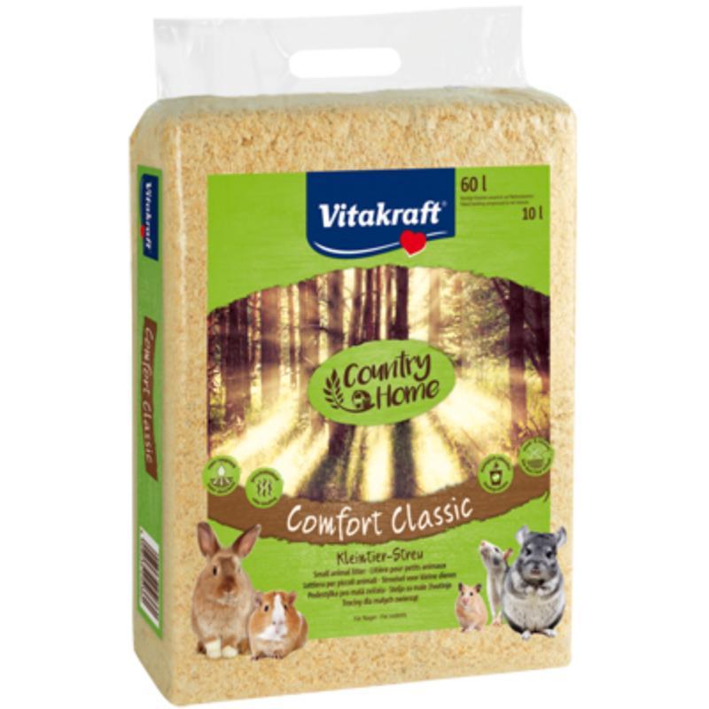 Vitakraft Préselt Faforgács 60 L/3,5 kg